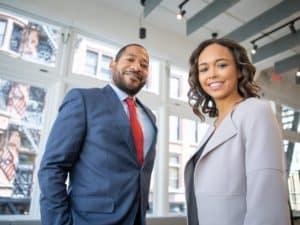 imagem de um homem e uma mulher para ilustrar o artigo sobre atividades do mei