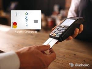 Imagem do cartão Agibank Consignado